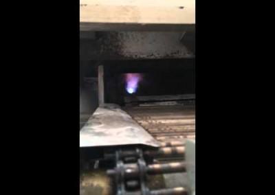 27 Quemador Industrial Automático en Horno de Pan Arabe