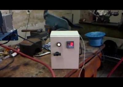 49 Quemadores industriales aire caliente