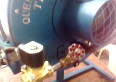 54 Quemadores industriales de gas.encendido y partes semiautomatico