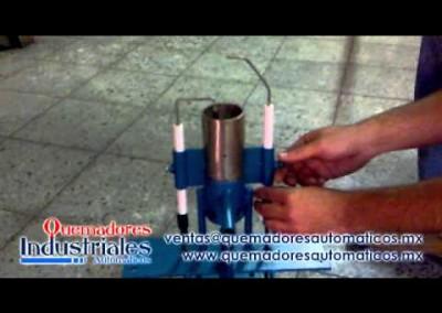 9 Quemador atmosferico automatico 2