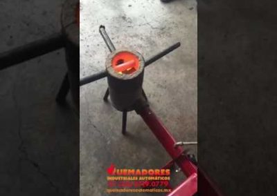 66 – Quemador para horno de fragua