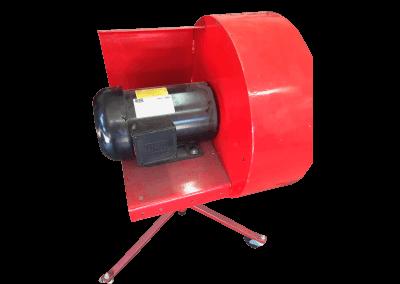 13 – Turbina para quemador modelo 20 con motor de 3 hp