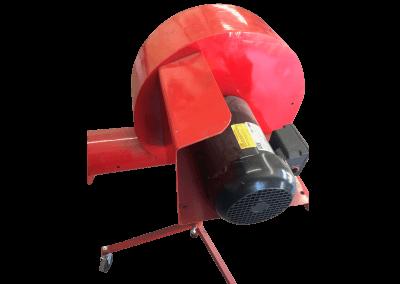 14 – Turbina para quemador modelo 20 con motor de 3 hp