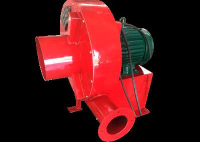 17 – Turbina para aire caliente modelo 20. De 3 hp