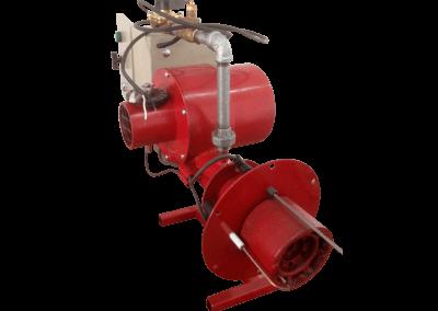 30 – Quemador automático modelo 8 poder de calentamiento desde 50 mil a 900 mil bru/h