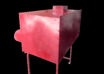 31 – Especial para pintura electrostática , deshidratado de alimentos estofado y secado de madera y cualquier aplicación donde se necesite aire caliente