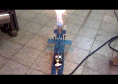 45 Quemadores industriales atmosferico automatico